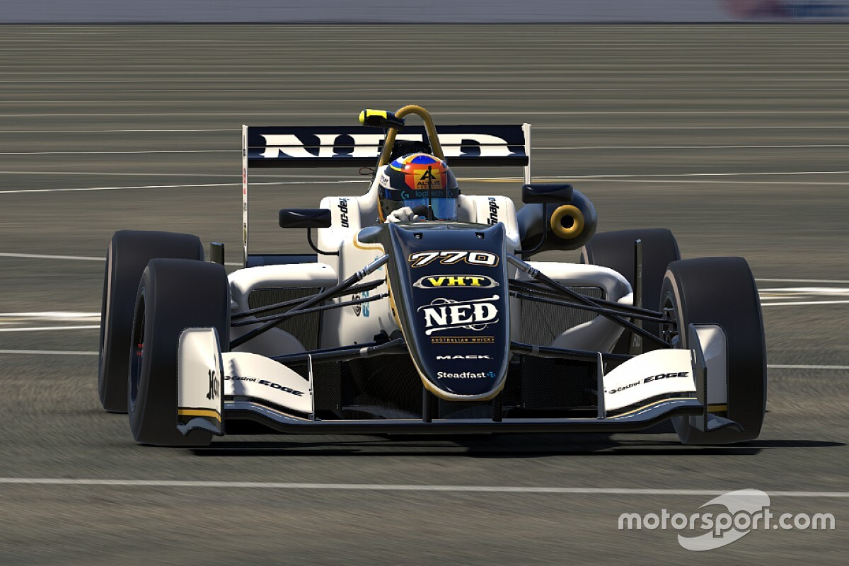 Heimgartner to make Silverstone ARG start