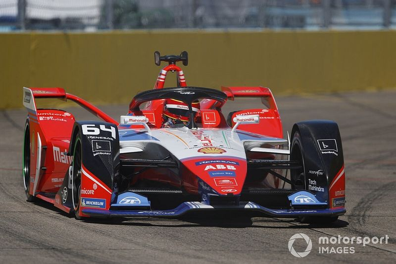 Berlin E-Prix: D'Ambrosio leads da Costa in practice