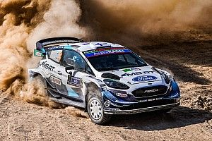 WRC, Rally Messico, PS16: Suninen sbaglia ma resiste a Tanak
