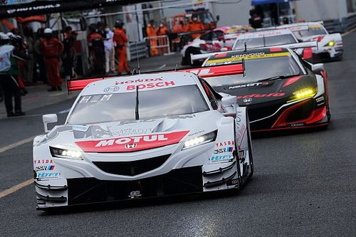 Gallery: Super GT returns to action in Okayama test