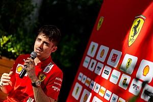 Leclerc szerint a szimulátoros versenyzés keményebb, mint a való életben