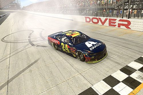 Byron takes third win of Pro Invitational Series at Dover