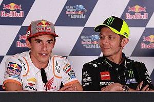Honda vs Ducati, Marquez tetap waspadai Yamaha