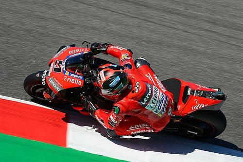 Volledige uitslag MotoGP Grand Prix van Italië