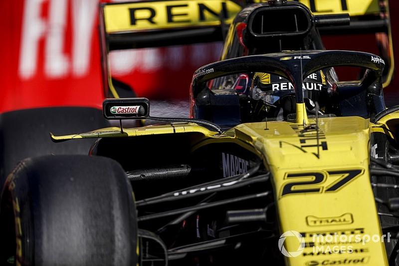 Renault teknik departmanda değişikliğe gitti