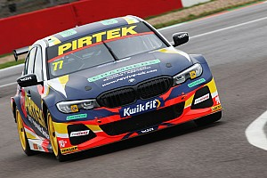 Thruxton BTCC: Jordan passes Tordoff for Race 1 win