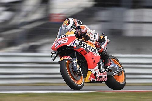 Lorenzo jadi bukti sulitnya Honda RC213V