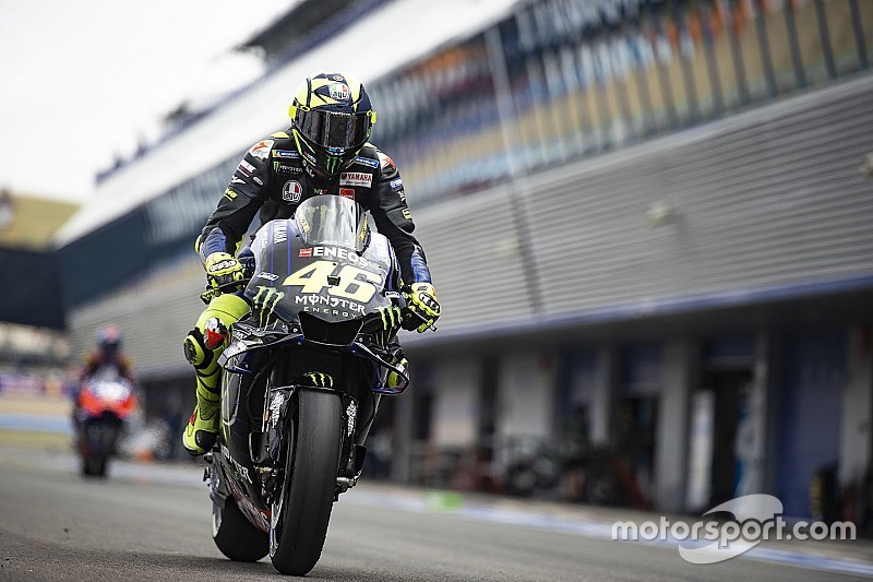 "Rossi: Yamaha ""stronger than last year"" despite Jerez letdown"