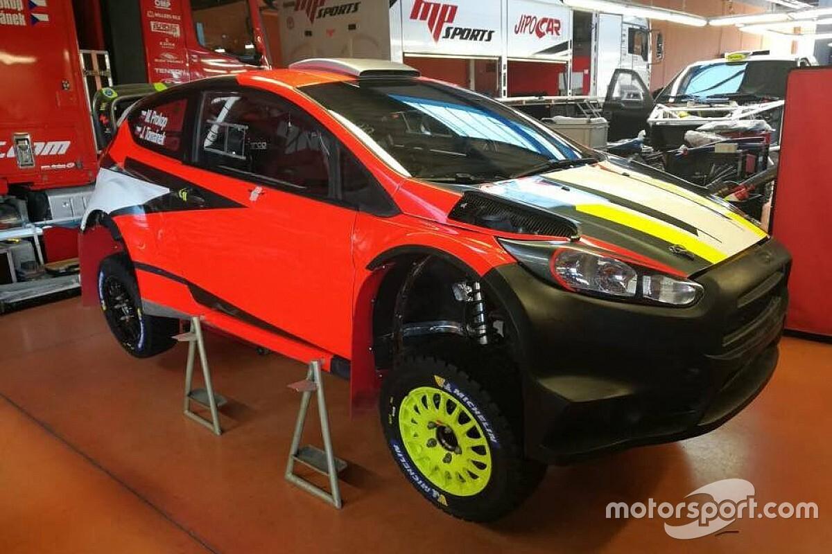 Prokop wraca do WRC
