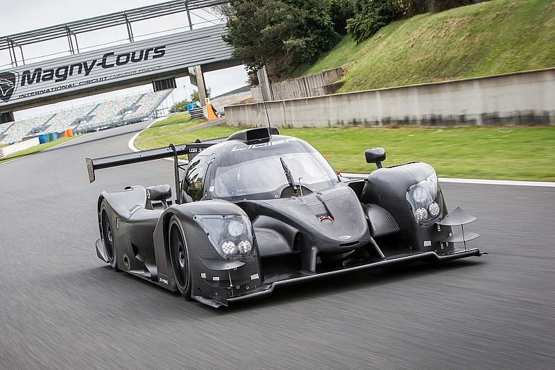 Nowy Ligier LMP3