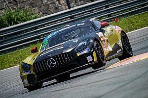 Alex Fontana siegt in der chinesischen GT-Meisterschaft