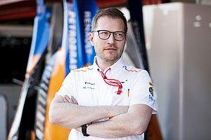 Interview Andreas Seidl: McLaren moet nu doorgroeien naar de top