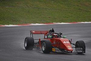 Pole a sorpresa per Isac Blomqvist sotto la pioggia di Vallelunga