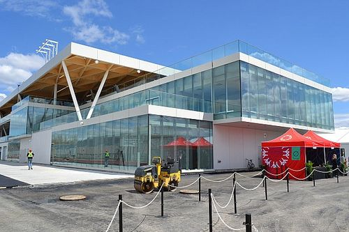 New Canadian Grand Prix pit building revealed in Montreal