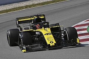 Odarakta: F1-es rekord Assenben a Renault gépével