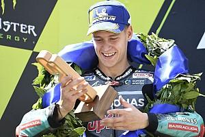 """Quartararo : Le premier podium MotoGP, """"encore mieux que ma victoire"""""""