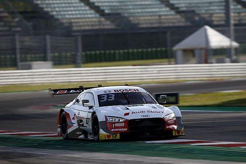 DTM Misano: Rast verovert pole, Frijns op tweede startrij