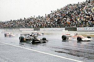 Animation: Alle Formel-1-Sieger des GP Japan seit 1976