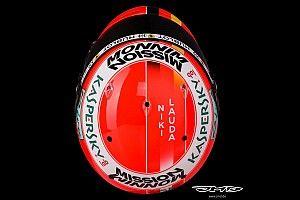 Galeri: Pilotlar ve takımlar, Niki Lauda'yı unutmadılar