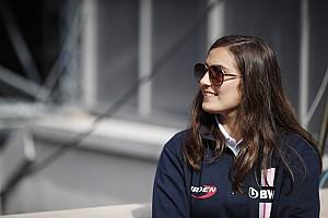 Wolff szerint Tatiana Calderonnak összejöhet az F1