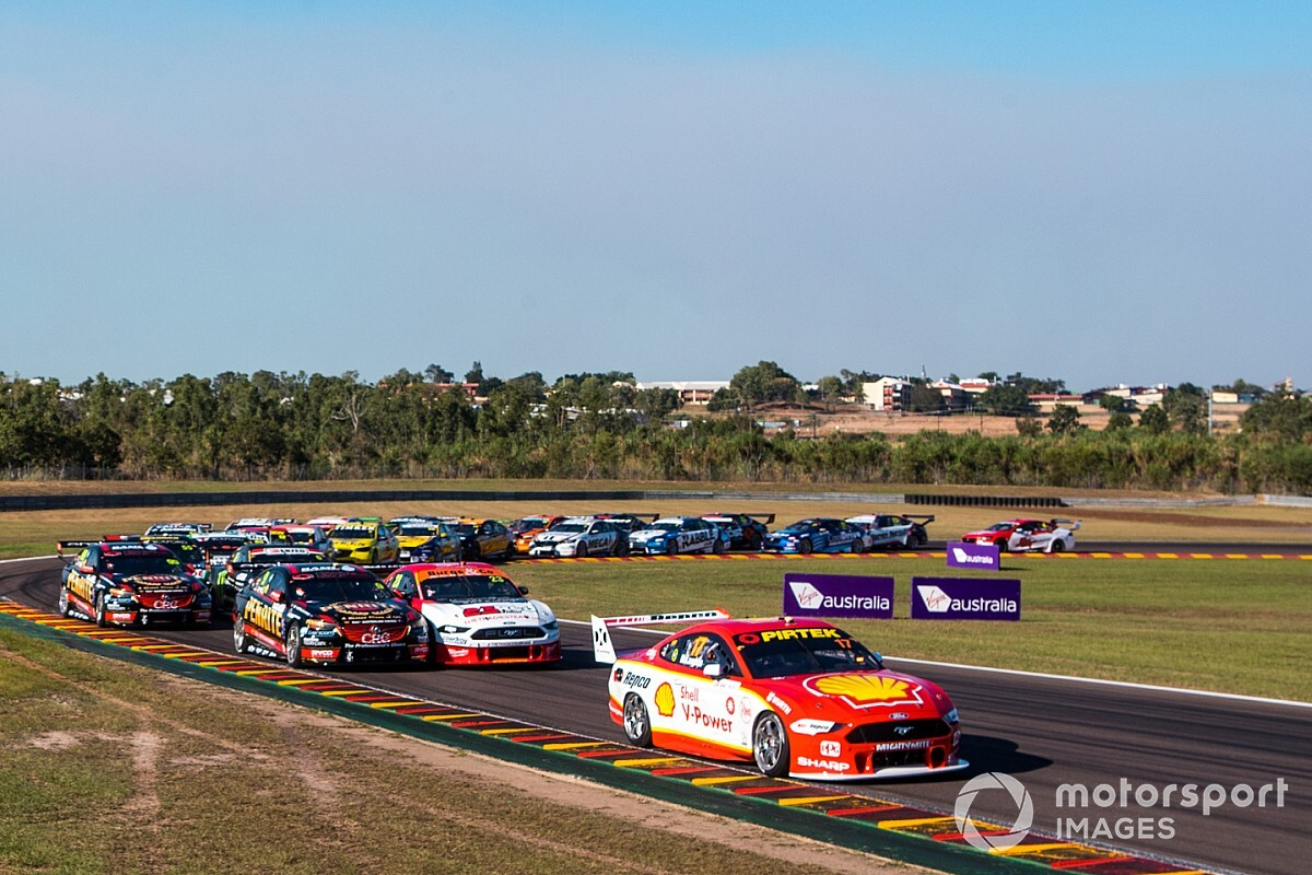 Supercars explains 2020 format changes