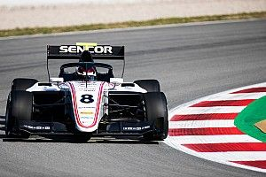 Fotogallery F3: lo svizzero Fabio Scherer, Jenzer Motorsport e il Sauber Junior Team a Barcellona