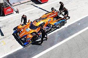 Pierwszy trening dla G-Drive Racing