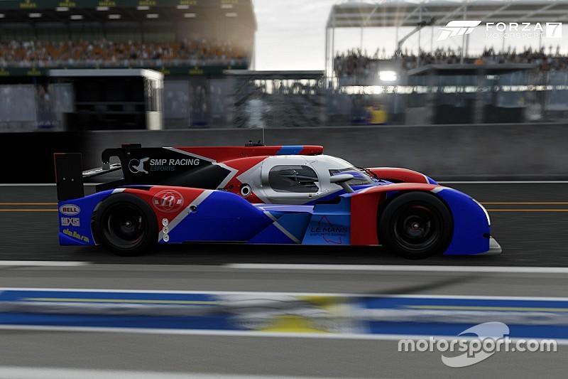 SMP Racing примет участие в суперфинале киберспортивного турнира Le Mans Esport Series