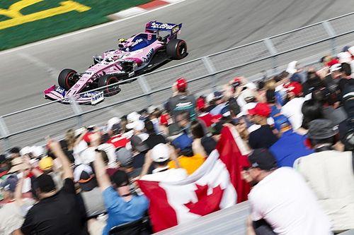 "Stroll over GP Canada: ""Ik vond elke minuut geweldig"""