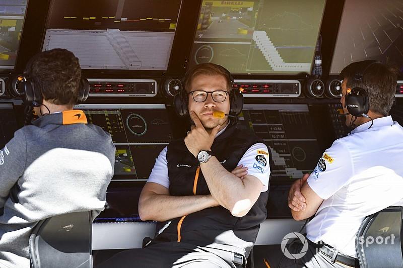 """Seidl pide menos quejas: """"Estas reglas las hicieron pilotos y equipos"""""""