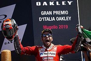 RESMI: Ducati perpanjang kontrak Petrucci