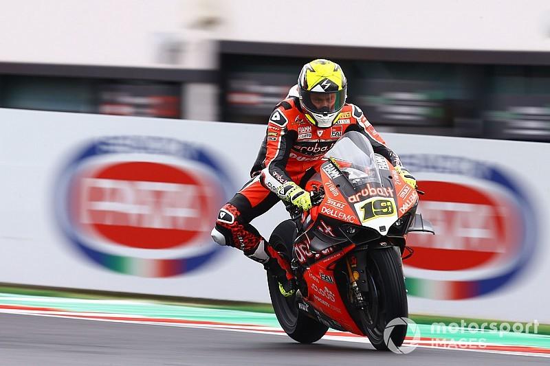 """Ducati, Bautista: """"Devo assolutamente imparare dagli errori commessi"""""""
