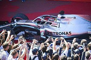 """Mercedes: """"Minden idők legerősebb F1-es csapata lennénk?"""""""