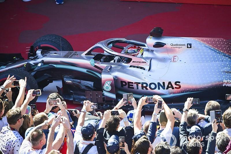 Mercedes: bocciata la gomma hard, la strategia costruita era su un solo pit