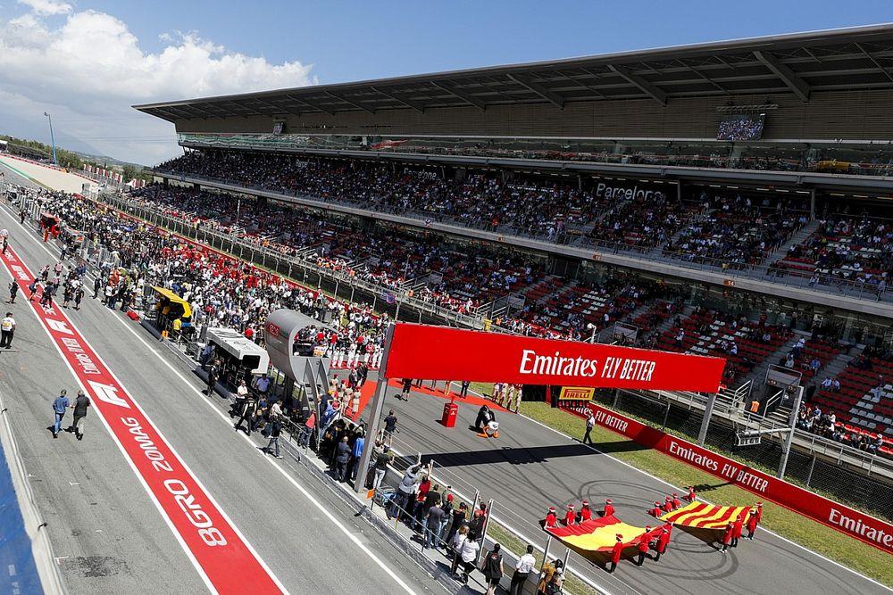 A spanyolok nézők ezrei előtt rendeznék meg májusi futamukat