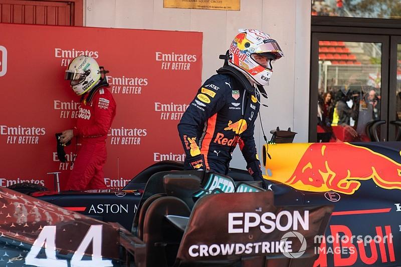 A Red Bull nem talál szavakat Verstappen teljesítményeire