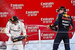 Red Bull: Verstappen jobb Hamiltonnál