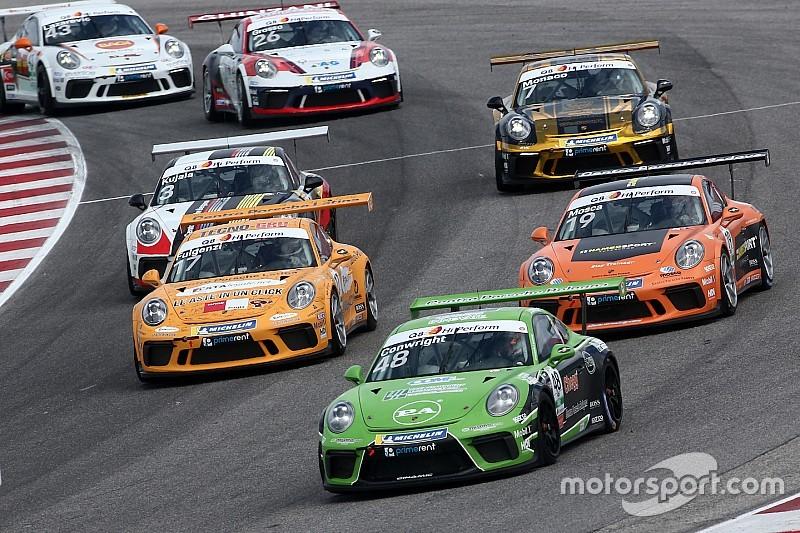 Carrera Cup Italia, tutta l'azione di Imola in pista e in tv nel weekend