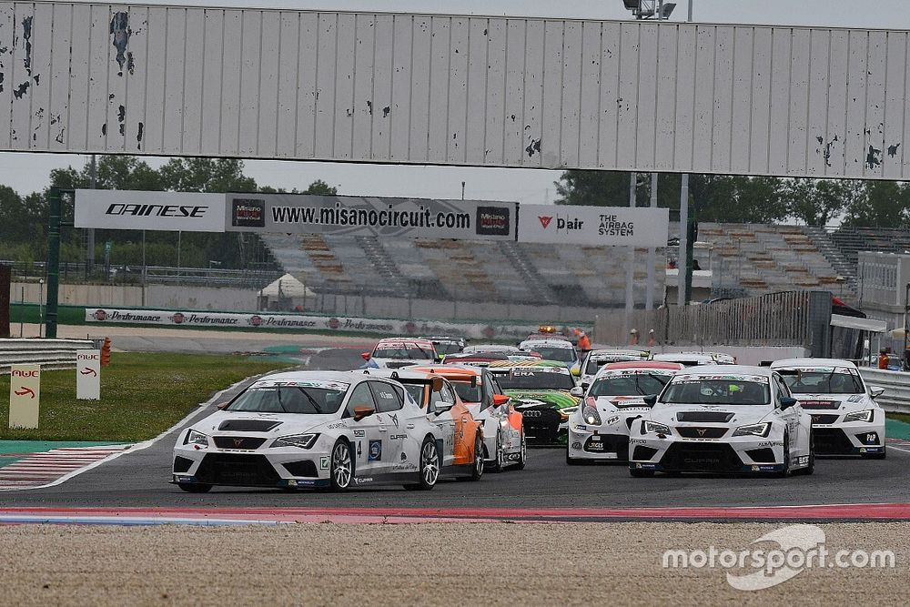 TCR Italy e DSG Endurance: la stagione 2020 parte in estate