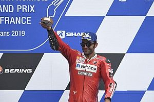 Petrucci buktikan layak dipertahankan Ducati