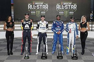 Larson, Wallace and Byron race their way into the All-Star Race