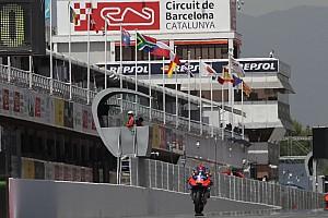 Barcelone espère éviter la rotation au calendrier MotoGP