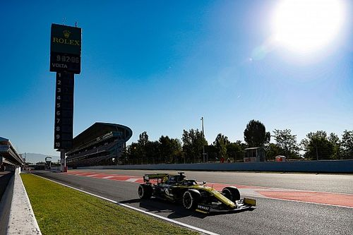 """Barcelona test key to regaining pace Renault """"had to give away"""""""