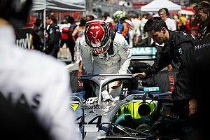 Mercedes, tres veces a las puertas del récord histórico de McLaren