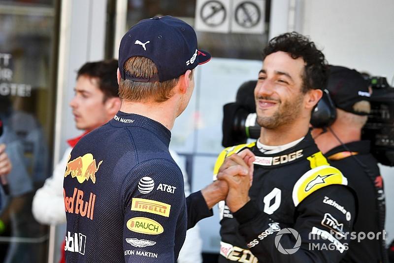 Риккардо: Не жалею об уходе из Red Bull. Они не борются за титул