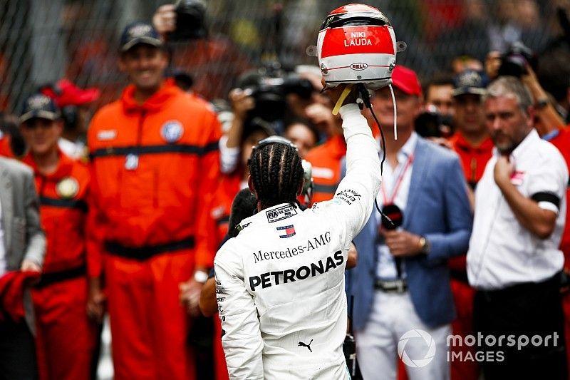Hamilton se impone en Mónaco