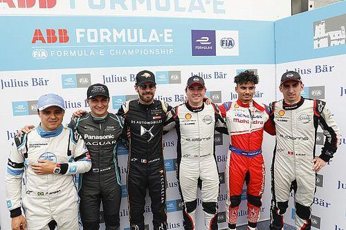 La parrilla de salida del Mónaco ePrix