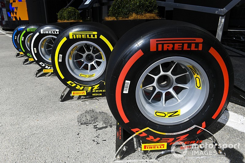 F1: Pirelli ha svelato le mescole che porterà al Gran Premio di Gran Bretagna