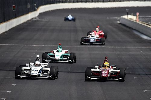 Indy Lights set to go on hiatus for 2020