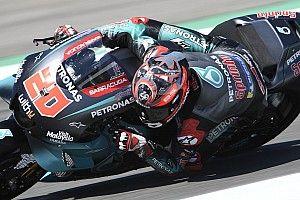 MotoGP Belanda: Pole ketiga Quartararo, Rossi ke-14